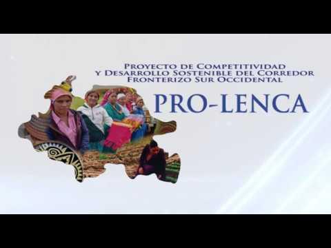 Conoce más sobre el Proyecto PRO-LENCA