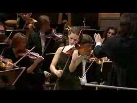 Hilary Hahn plays Korngold Violin Concerto mov.3