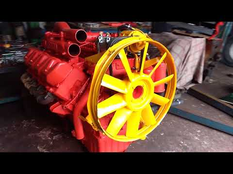 Scania 143 motor V8 de 450 cavalo montagem de motor completo