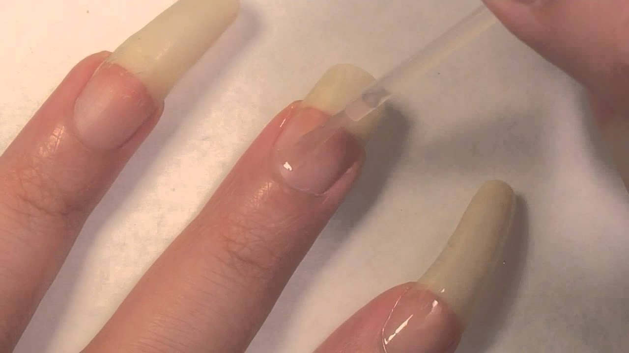 How to grow your nails fast and long - YouTube