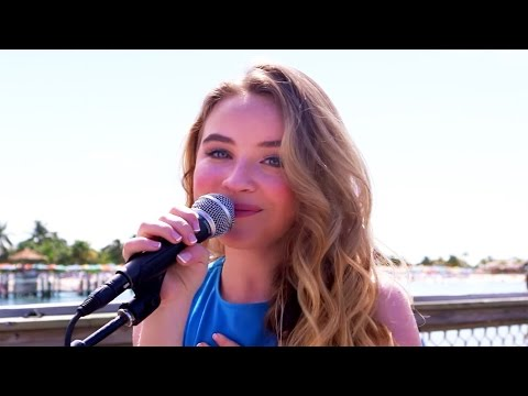 Sabrina Carpenter | Darling I'm A Mess | Disney Playlist Sessions
