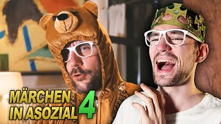 MÄRCHEN in ASOZIAL 4 feat. Kelly | Julien Bam | REACTION
