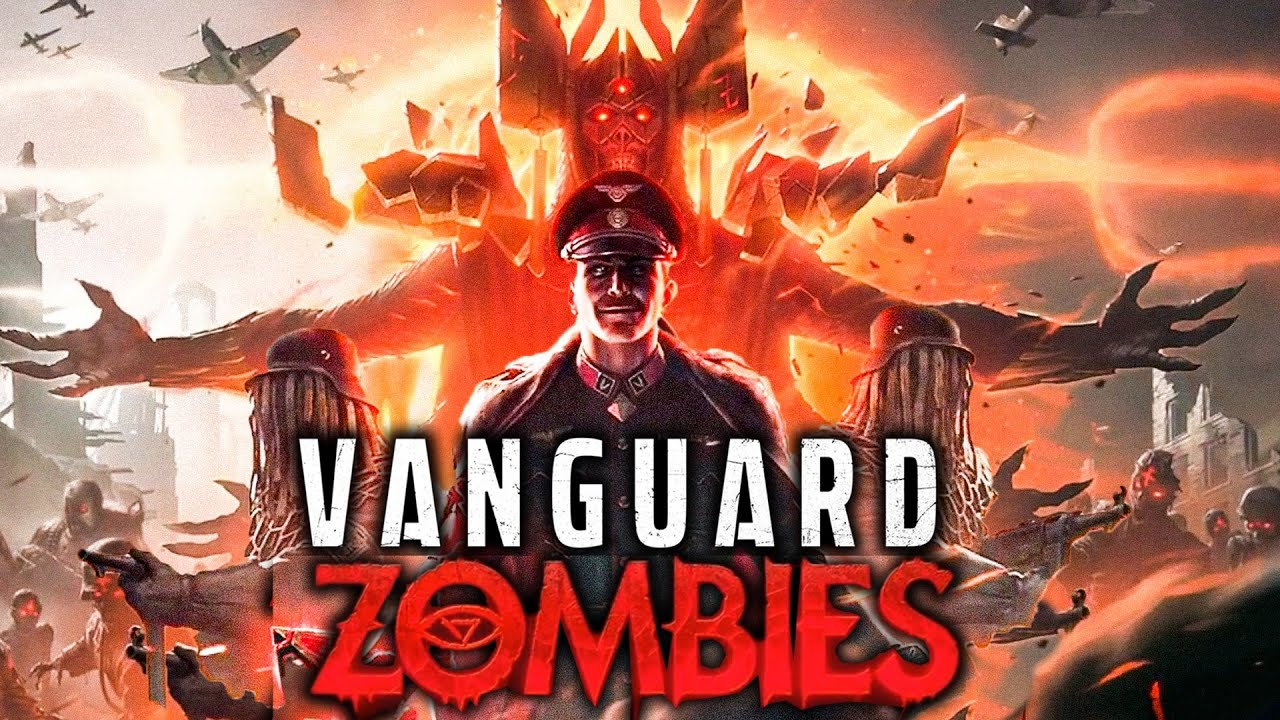 OFFICIAL CALL OF DUTY VANGUARD ZOMBIES REVEAL TEASER TRAILER!! - YouTube