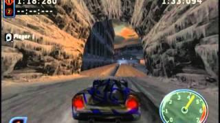 Speed Devils Online (Dreamcast): Montreal Ice Storm