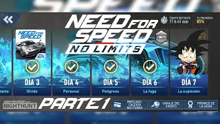 Need For Speed No Limits Android Lamborghini Aventador SV (2016) Dia 7 La Explosion Parte 1