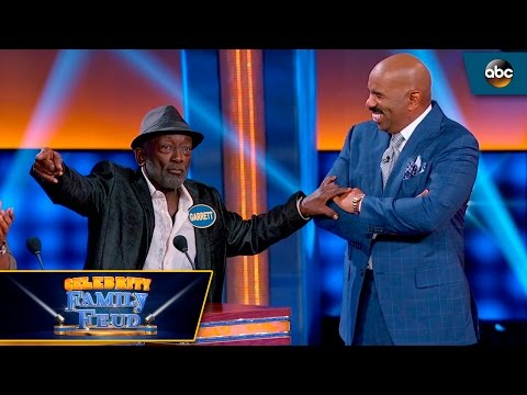 Garrett Morris' Bucket List  Celebrity Family Feud