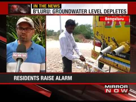 B'luru residents up in arms over contaminated groundwater  - The News