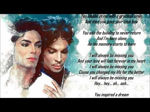 I Will Always Be Missing You *💞* Judith Hill *💞* MY Michael Jackson and Prince Tribute