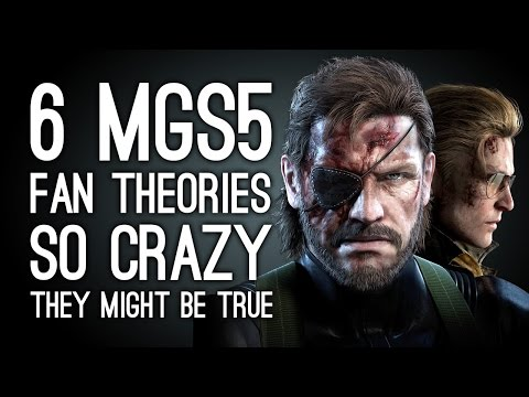 Thumbnail: 6 Metal Gear Solid 5 Fan Theories So Crazy They Might Be True
