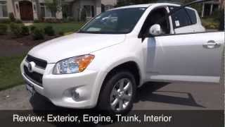 2012 Toyota Rav4 Limited AWD V6: Test Drive and Review