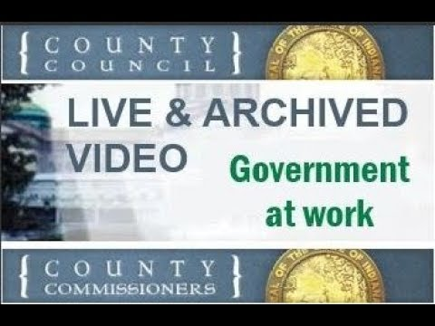 Wells County Council Meeting 2/5/19