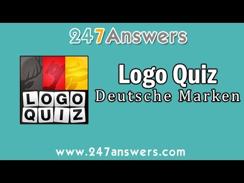 logo quiz deutsche marken l sungen level 1 226 youtube. Black Bedroom Furniture Sets. Home Design Ideas