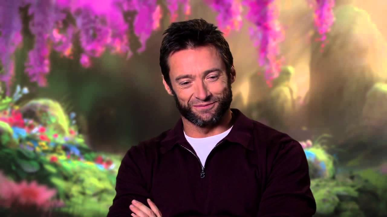 Hugh Jackman on Sesame Street 01/28/2010 11