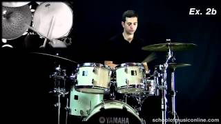 How To Play The Funky Drummer Beat (James Brown)