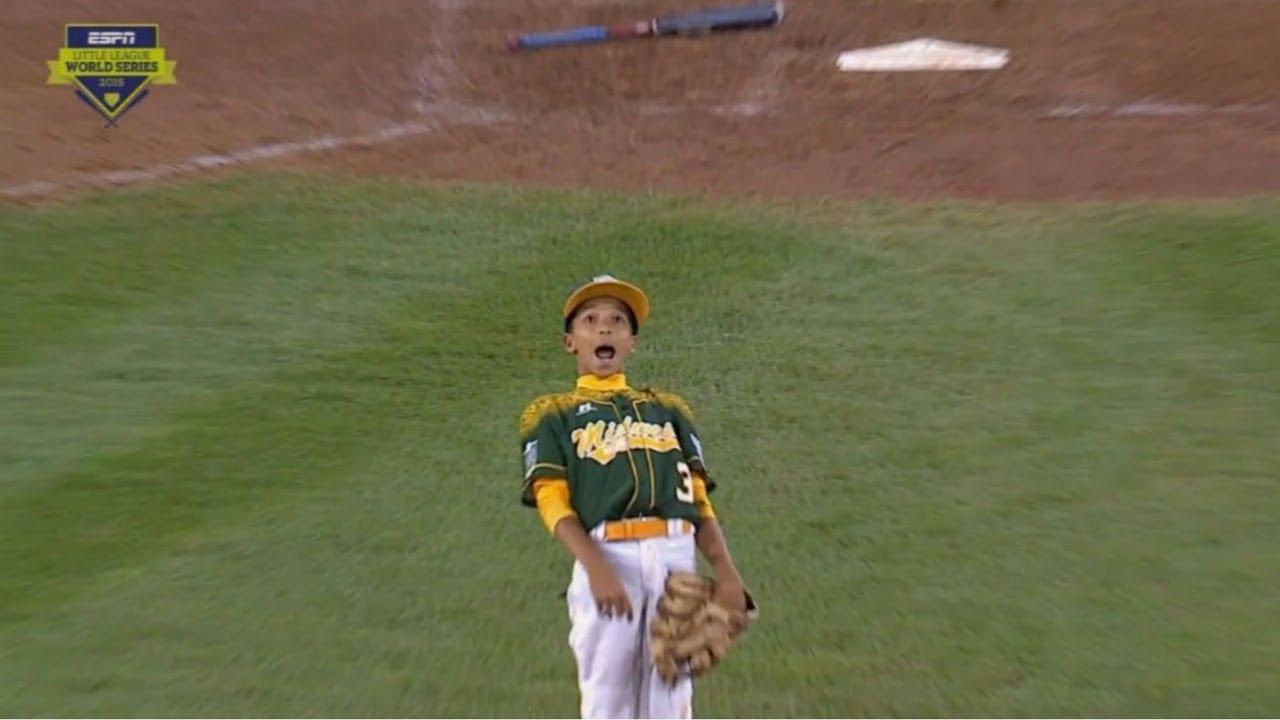 LONGEST Little League World Series Home Runs ᴴᴰ - YouTube