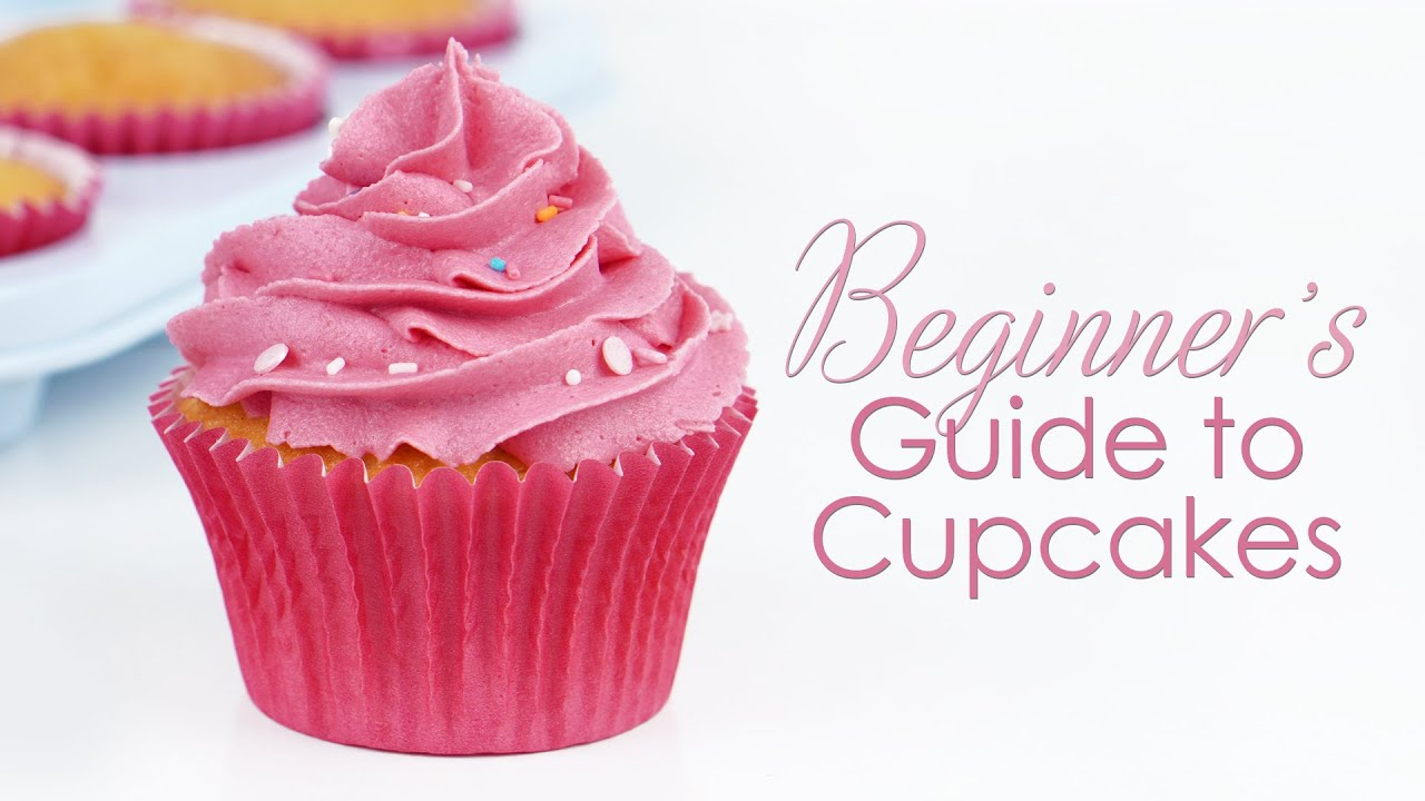 Ultimate Guide To Making The Perfect Cupcake for Beginner's