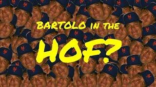 Is Bartolo Colon a Hall of Famer?