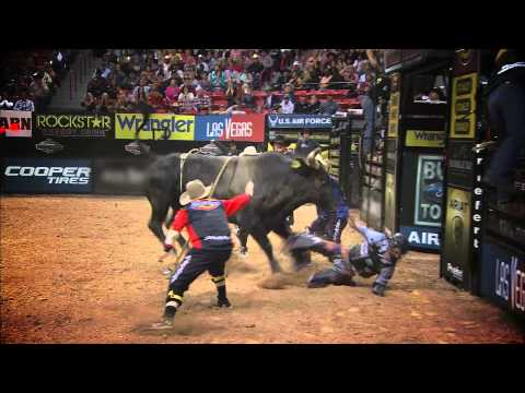2013 PBR World Finals @ Thomas & Mack Center - October 23-27