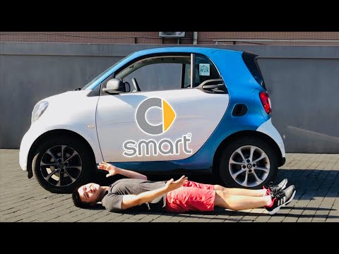 Daimler's Attempt on a City Car: 2015 Smart Fortwo Review and Test Drive