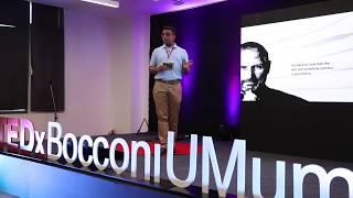 Life hacks for the directionally challenged | Amit Shah | TEDxBocconiUMumbai