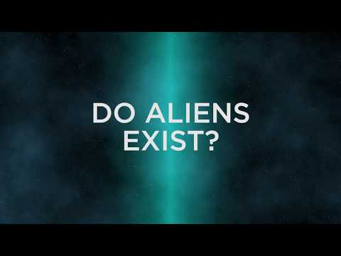InYourSpace with Marshall R. Teague: Do You Believe Aliens Exist?