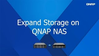 QNP221- How to Expand Your Storage by Adding Additional Hard Drives