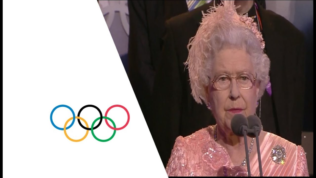 Queen Elizabeth II Officially Opens The London 2012 Olympics - Opening Ceremony