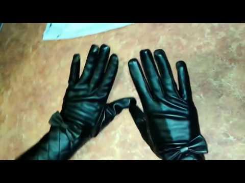 крутые,длинные,женские,кожаные перчатки.