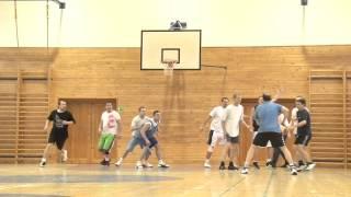 Novoroční basketbal amatérů 2013