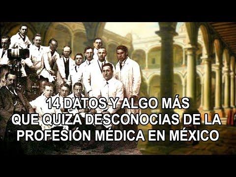 14 Datos Y Algo Más Que Quiza Desconocias De La Profesión Medica En México