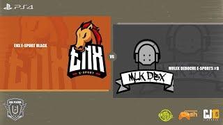 Liga Platina #5 - Semifinal (PS4) EnX E-sport Black X Mulek Deboche E-sports #B