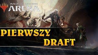 PIERWSZY DRAFT - Magic The Gathering: Arena