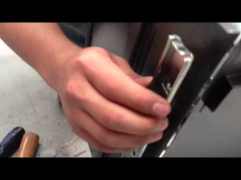 How to assemble ANE Built Lateral Filing Cabinet Part 2 of 2 - YouTube