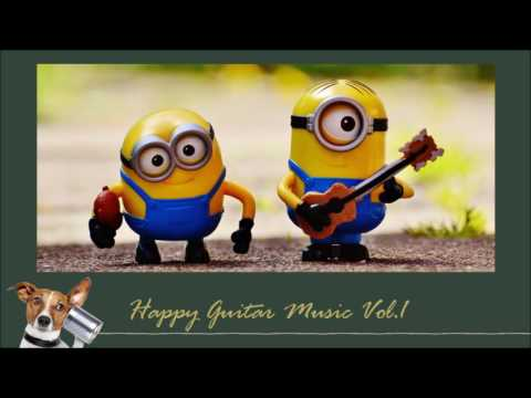 Happy Guitar Music Vol.1 ดนตรีบรรเลงกีต้าร์อารมณ์สุขสนุกสนาน