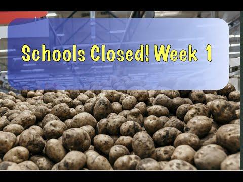 Campus Middle School Closed! (Week 1)