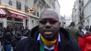 Mandela CISSE: il faut payer pour se faire enrôler au RAVEC