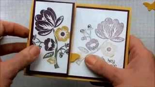 Mini Easel Card