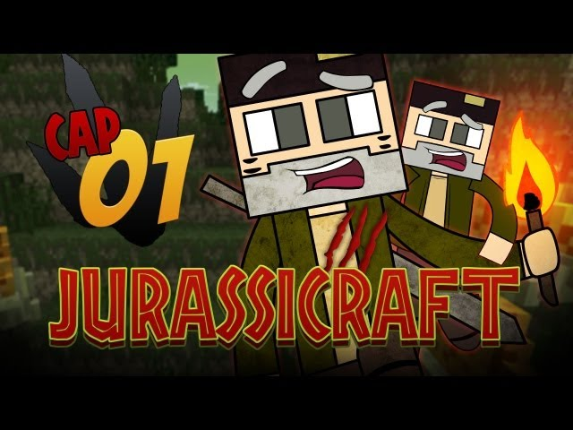 JURASSICRAFT! Episodio 1 DIRECTO | MINECRAFT Mods Serie Willyrex Videos De Viajes