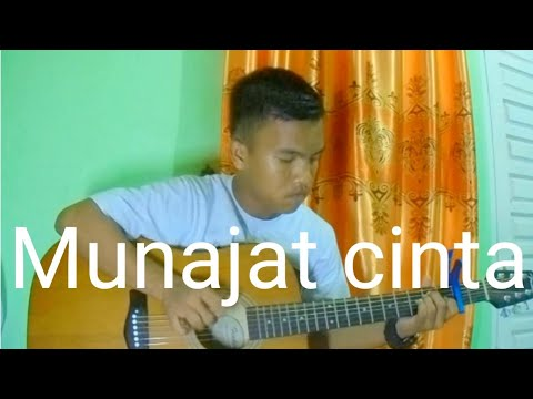 The Rock ( Munajat cinta ) Fingerstyle guitar cover - Rey Ibanez