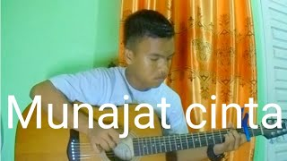 Download The Rock ( Munajat cinta ) Fingerstyle guitar cover - Rey Ibanez