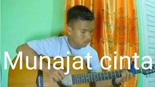 Download The Rock ( Munajat cinta ) Fingerstyle guitar cover - Rey Ibanez