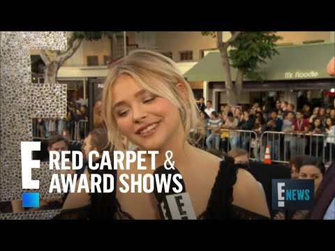 Chloe Grace Moretz and Brooklyn Beckham Debut as Couple | E! Live from the Red Carpet