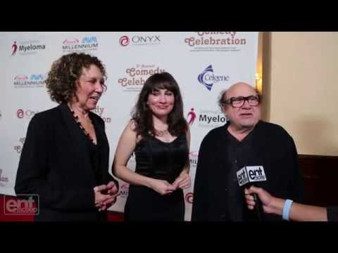 Rhea Perlman & Danny DeVito Talk Pressure Of  Business