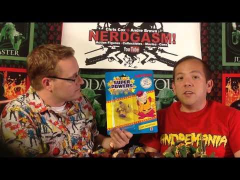Nerdgasm! Ep 169 - 30th Anniversary Super Powers!