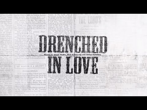 Drenched In Love (Official Lyric Video) - Bethel Music | VICTORY