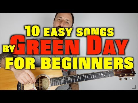 10 Easy Green Day Songs For Beginners
