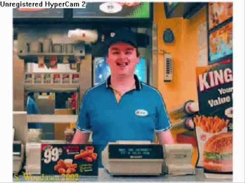 burger king song