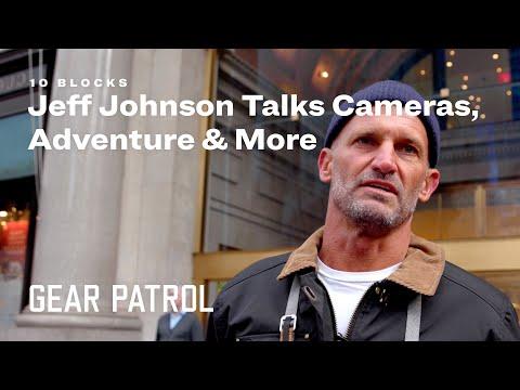 Photographer Jeff Johnson Talks Cameras & Adventure In Manhattan