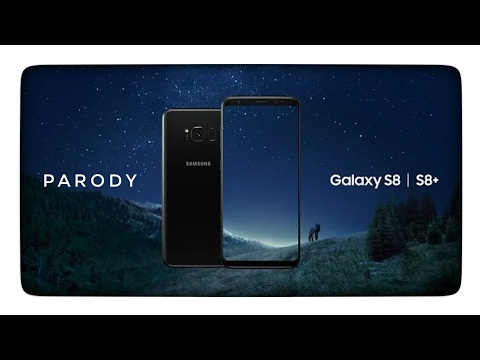 Samsung Galaxy S8 and S8+: Official Introduction (PARODY)