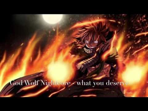 Nightcore - what you deserve